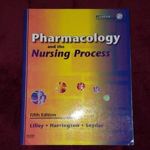 Other - Pharmacology and the Nursing Process 5th edition